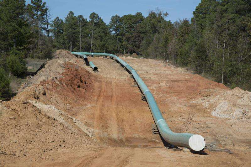 'Buy American'for pipeline projects seems to have 'vanished'