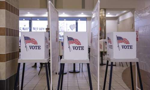 Who's on the November ballot in Linn, Johnson counties?
