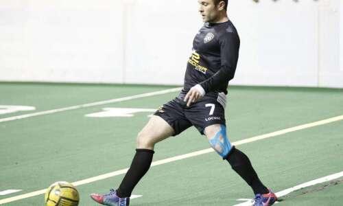 Former Cedar Rapids Rampage soccer player Bobby Hurwitz establishing roots,…