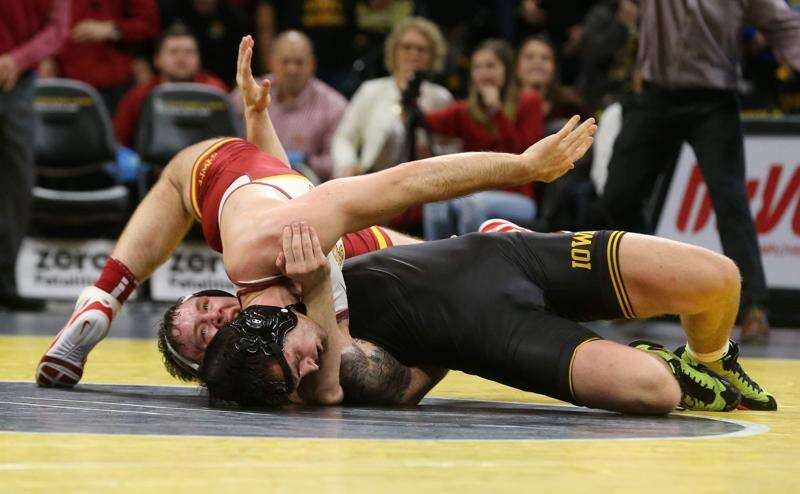 This Weekend In Wrestling: Still more to process from Iowa-Iowa State dual
