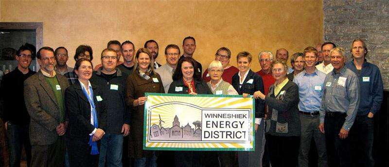 Coming together around locally led clean energy