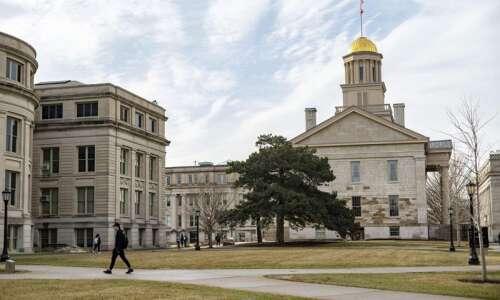 Iowa universities report student-worker shortage