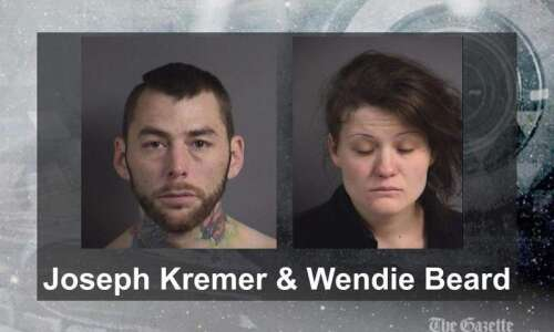 Cedar Rapids couple accused of stealing vehicle, attempting to flee…