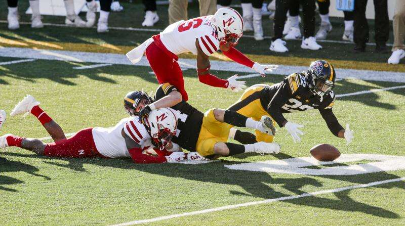 Iowa football notes: Terry Roberts continues to make impact on special teams