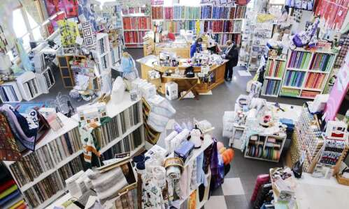 Inspired to Sew makes space for creativity, connection in Cedar…