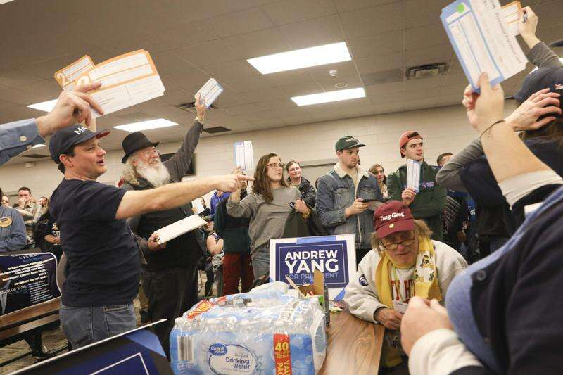 Chatter about Iowa caucus dealmaking gets an early start