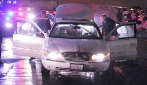 Two face robbery charges after chase down Interstate 380