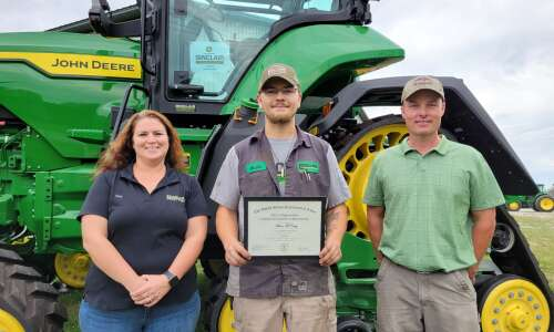 Fairfield grad completes Sinclair apprenticeship program
