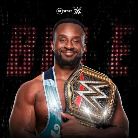 """Before he was """"Big E,"""" WWE champ was a big Hawkeye"""