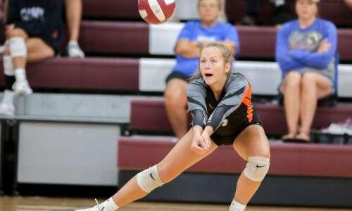 Iowa high school volleyball rankings: Gazette area Super 10