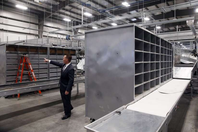 As UPS facility nears completion, Eastern Iowa Airport eyes more cargo growth