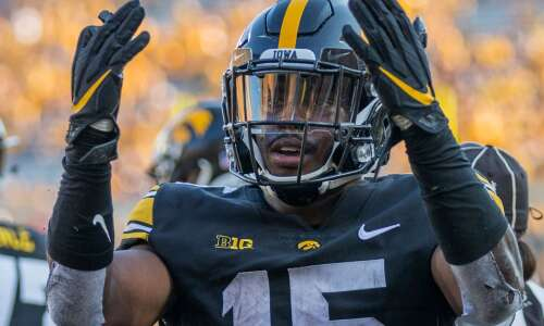 Tyler Goodson's career day propels Iowa offense against Kent State