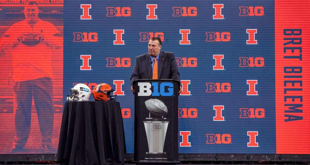Iowa football's recruiting battle in Illinois to heat up against Bret Bielema