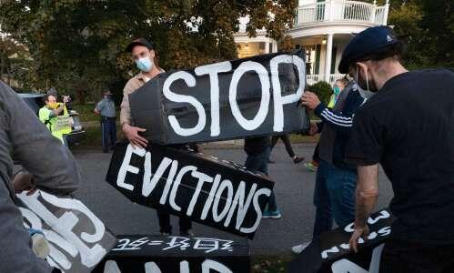 More tenants seeking help from Iowa Legal Aid