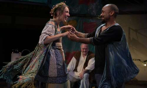 'Winter's Tale' brings tragedy, comedy to Iowa City park