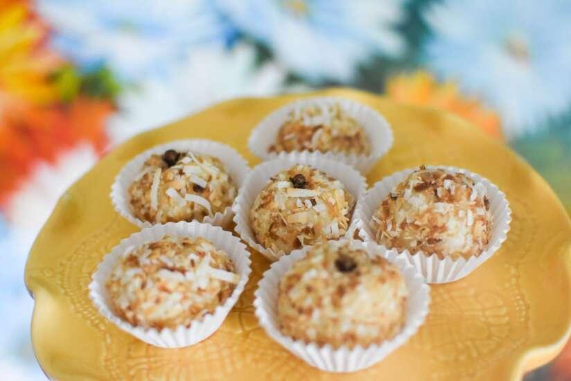 This recipe for Brazilian Beijinhos (delicious coconut truffles) is worth celebrating