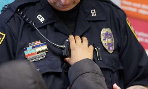 Rethink role of police in Cedar Rapids schools