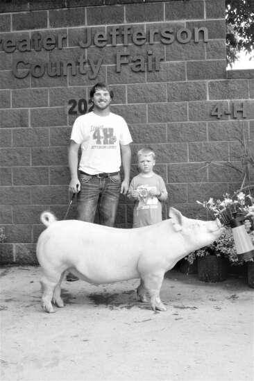Swine show