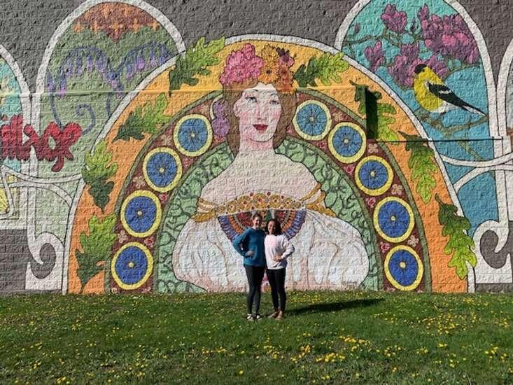 Czech Village student project turns kolaches into functional art