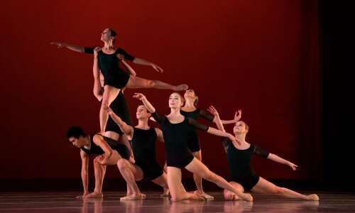 Hancher, Ballet Des Moines team up to dance across Eastern…