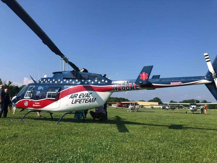 Aviators gather for Fly Van Buren
