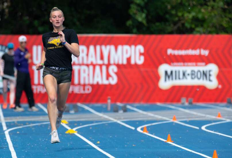 From UNI to Team USA: Jessica Heims and Erin Kerkhoff qualify for Paralympics in Tokyo