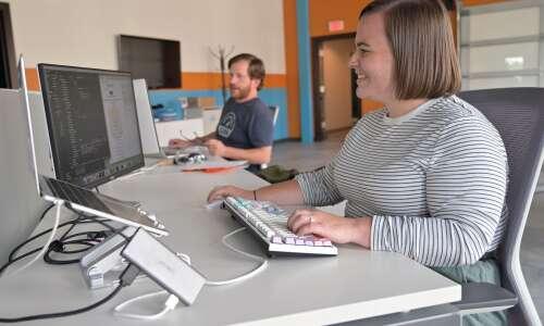 From coding student to teacher at DeltaV in Cedar Rapids