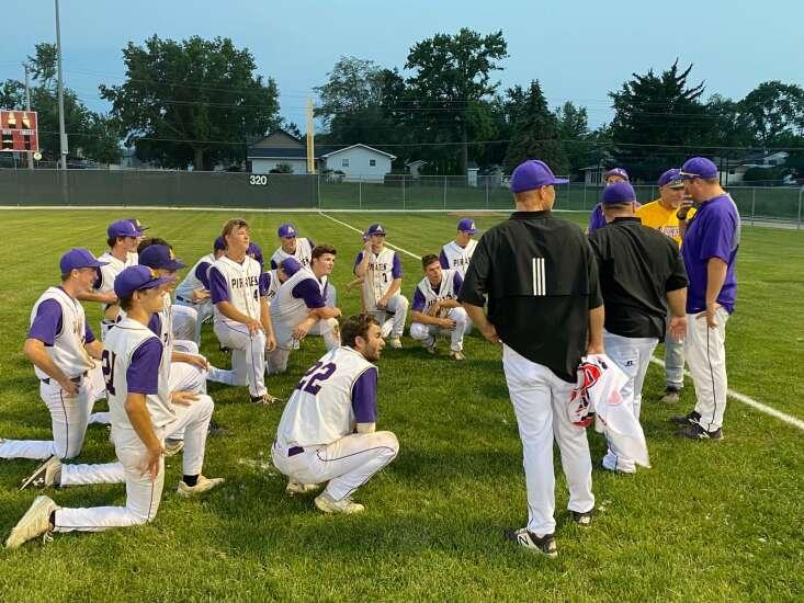 Alburnett rolls to state baseball tournament with 6-inning win over North Mahaska