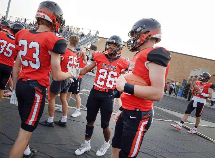Photos: Cedar Falls vs. Cedar Rapids Prairie, Iowa high school football Week 3