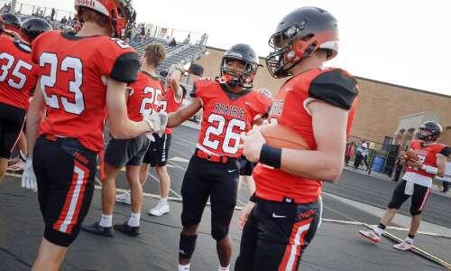 Photos: Cedar Falls vs. Cedar Rapids Prairie football