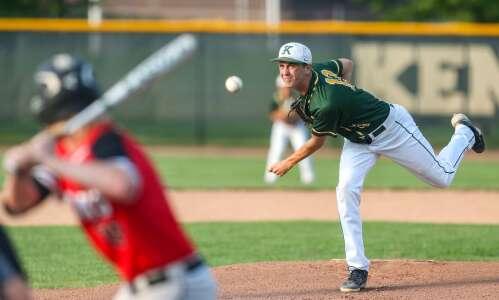 Photos: Linn-Mar vs. Cedar Rapids Kennedy substate baseball semifinals
