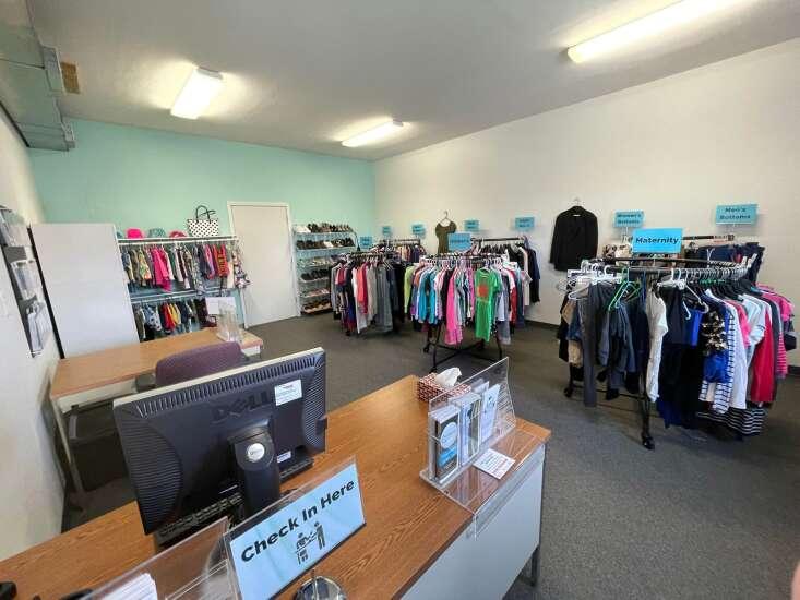 North Liberty pantry opens Community Closet