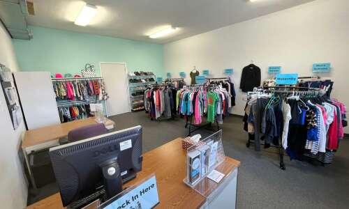 North Liberty Community Closet opens