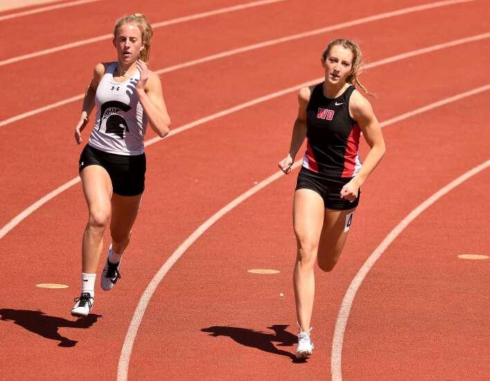Iowa high school state track and field 2021: Gazette area girls' qualifiers