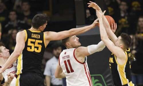 Iowa vs. Wisconsin men's basketball glance: Time, TV, live stream,…