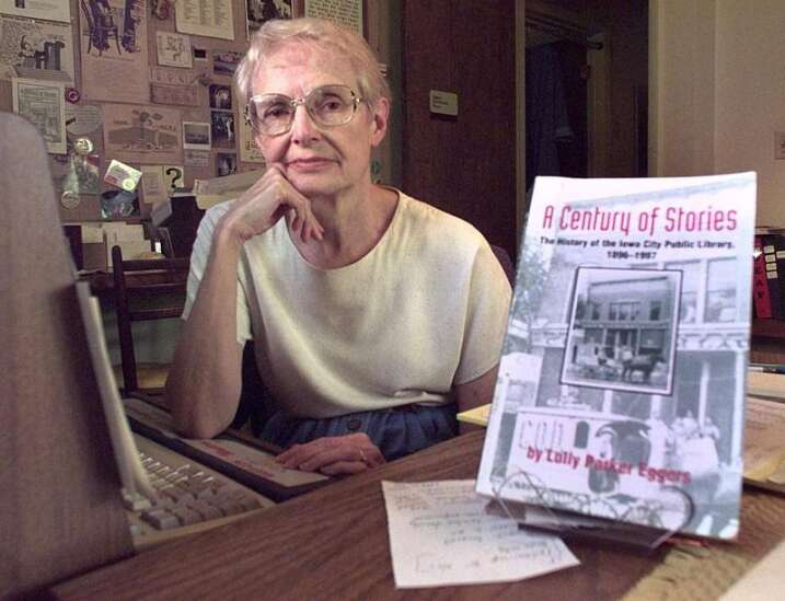 Iowa City Public Library director Lolly Eggers remembered for innovation, dedication to patrons