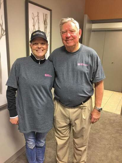 CEO battles breast cancer, finds support & perspective