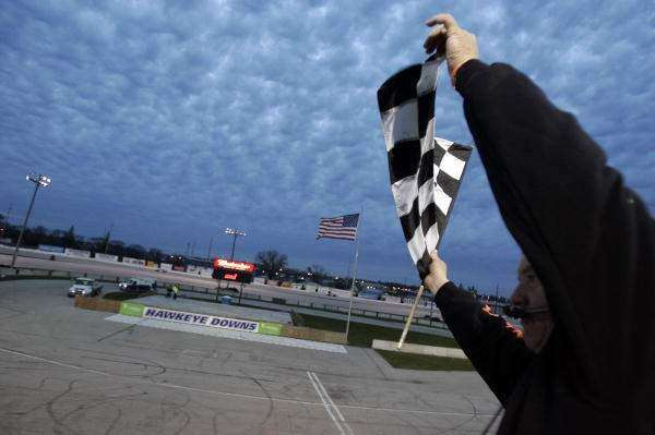 Hawkeye Downs excited about 2021 racing season