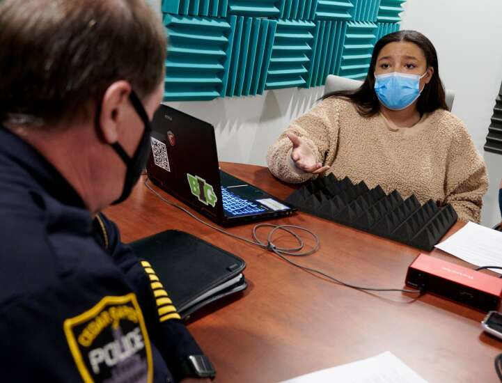 Iowa BIG 'Power in Peace' podcast dives in to Cedar Rapids police relationship with the community