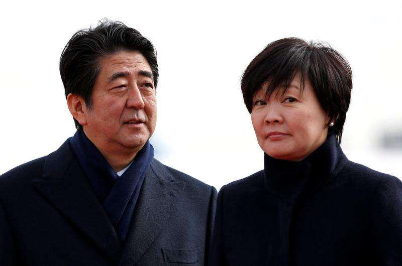 In Japan, a scandal over a school threatens to entangle the prime minister