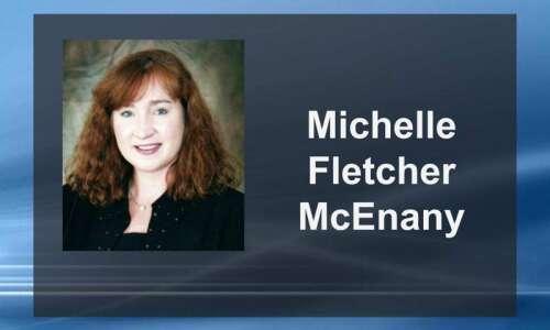 Former Iowa aviation director Michelle McEnany dies at 52