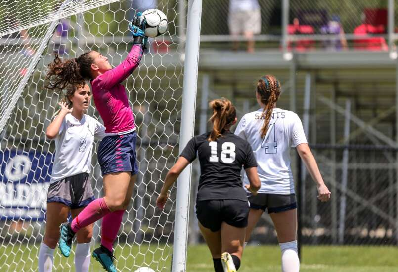 Iowa high school all-state soccer 2021: Xavier boys and girls have multiple first-teamers