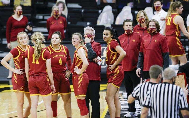 Iowa State to play Michigan State in NCAA women's basketball tournament