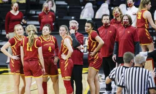 Iowa State to play Michigan State in NCAA women's basketball…