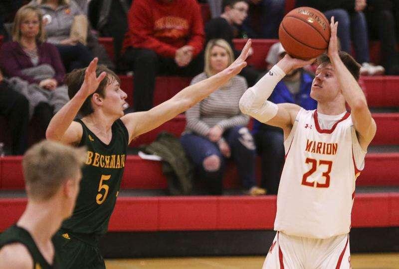 Iowa high school basketball roundup: Gazette area scores, stats and more (Feb. 4, 2020)