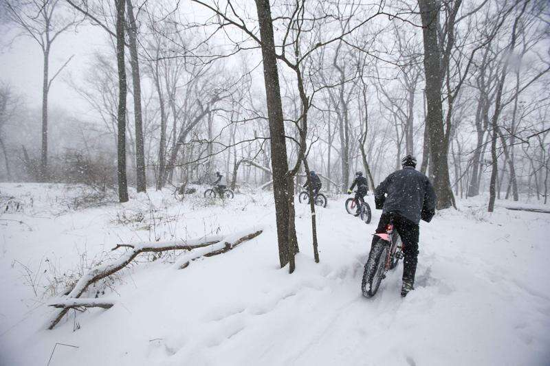 Embracing — and enjoying — the cold outdoors
