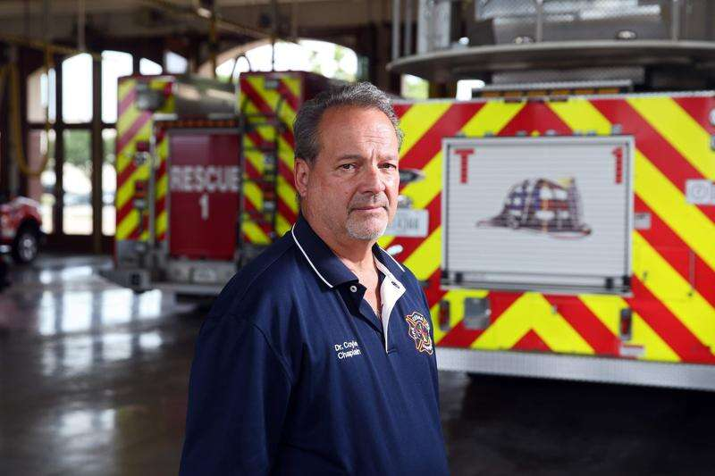 First responders often the last to get help for mental health, trauma