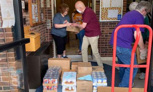Methodist Church food ministry receives COVID relief grant