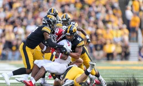 Photos: Iowa Hawkeyes vs. Indiana Hoosiers—Big 10 football