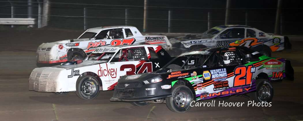See and Kile Top Winners At CJ Speedway